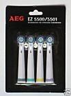 AEG EZ5500 varaharjat 4 kpl
