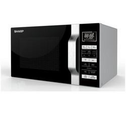 Sharp R360S Flat Bed lautaseton 23L mikroaaltouuni uudella Flat Bed teknologialla!