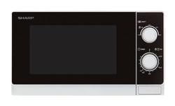 Sharp R200WW mikroaaltouuni, 800W
