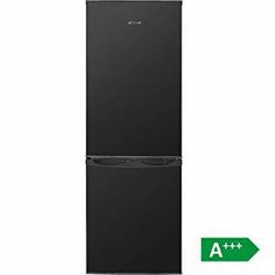 Bomann KG322 midi kokoinen jääkaappipakastin, musta