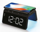 Audix Design herätyskello johdottomalla Qi matkapuhelinlaturilla UUTTA!