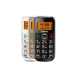 Maxcom MM460BB Takakansi (valkoinen, kulta tai musta)