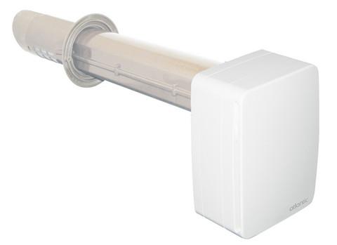Huonekohtainen ilmanvaihto lämmöntalteenotolla, ilmanvaihtaja LTO DF