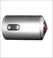 Lämminvesivaraaja ELCO Titan 80 litraa vaakamalli (saunamalli)