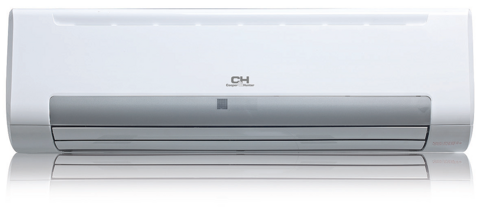 CH-FW050K2 Puhallinkonvektori,  Integroitu 3-tieventtiili, Seinämalli