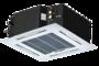 Puhallinkonvektori Kattokasetti 4-way 4,50 / 6,00 kW sis. paneeli