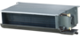 Puhallinkonvektori Kanavamalli, ESP 30 pa, 2,00 / 3,20 kW