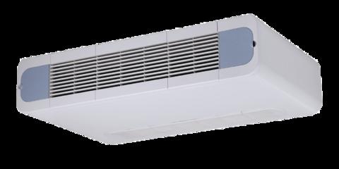 Puhallinkonvektori Lattiamalli / Kattopintamalli 1,87 / 2,53 kW
