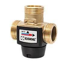 Omavoimainen termostaattinen vaihtoventtiili ESBE VTD 322