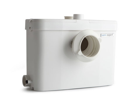TECMA Saniexpert - WC-pumppaamo