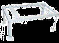 Maateline MH EVI lämpöpumpulle 1000x410x550 - 200 kg