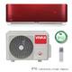 Ilmalämpöpumppu Vivax R-DESIGN 3,81kW, Punainen