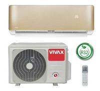 Ilmalämpöpumppu Vivax R-DESIGN 3,81kW, Shampanja