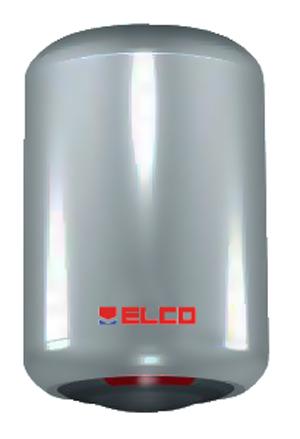 Lämminvesivaraaja ELCO Duro Glass 20 litraa pystymalli/lattiamalli