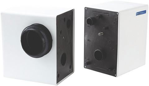 TECMA Sanisplit 3 Combi - WC-pumppaamo
