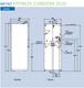 Kaasukondenssikattila Atlantic Effinox Condens DUO 5034