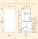 Öljykondenssikattila Atlantic Axeo Condens DUO 5032 käyttövesivaraajalla