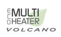 Multiheater Volcano OHJAIN VOLCANO EC*w puhallinkonvektoreille