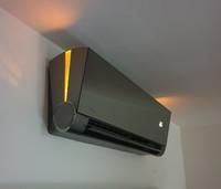 Ilmalämpöpumppu Vivax V-DESIGN BLACK MIRROR