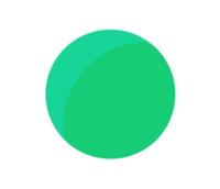 Vihreä värigeeli (tiiviste)  5 ml