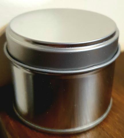 100 ml metallipurkki
