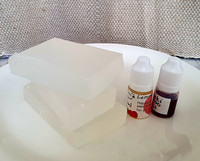 Pieni saippuamassapaketti (300 g)