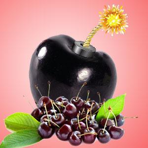 Black Cherry Bomb -tuoksuöljy (Nature's Garden)