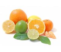 Lime, mandariini & basilika -tuoksuöljy