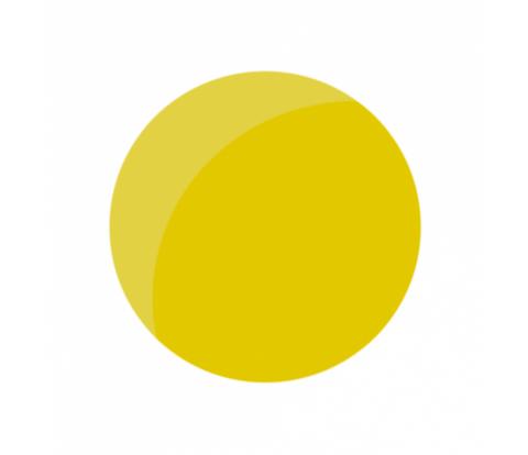 Keltainen värigeeli (tiiviste) 5 ml