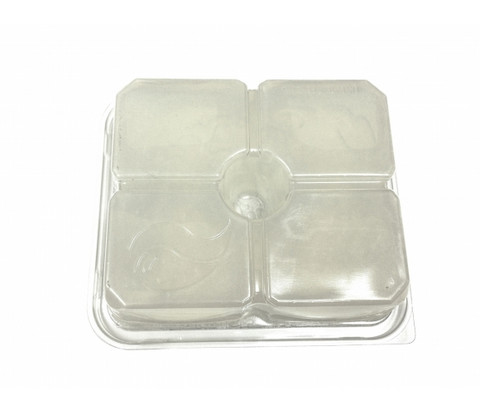 Saippuamassa, läpinäkyvä, SLS-free, 1 kg