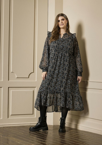 Zhenzi mekko oljenkorsi kuviolla