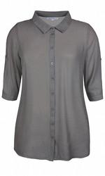 Zhenzi paitapusero. Saatavilla vain tumma harmaa 3/4 osa hihoilla