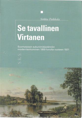 Paikkala, Sirkka: Se tavallinen Virtanen
