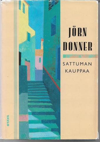 Donner, Jörn: Sattuman kauppaa