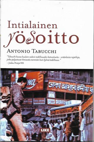Tabucchi, Antonio: Intialainen yösoitto