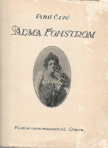 Ervé, Paul: Alma Fohström
