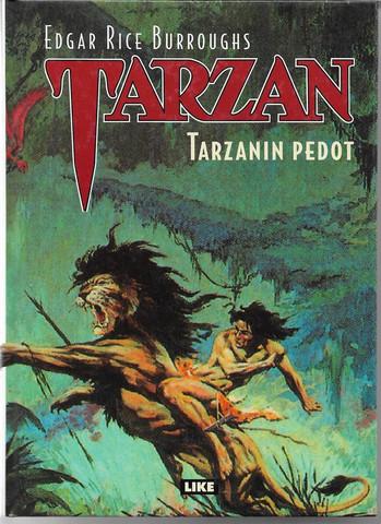 Burroughs, Edgar Rice: Tarzanin pedot