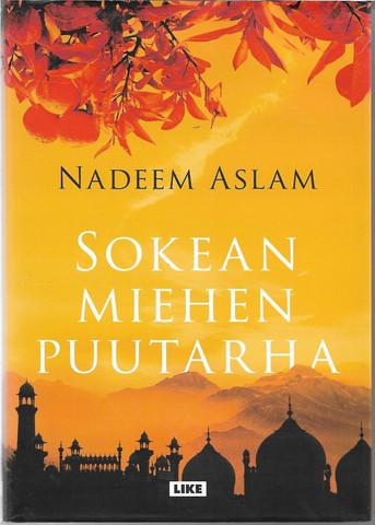 Aslam, Nadeem: Sokean miehen puutarha