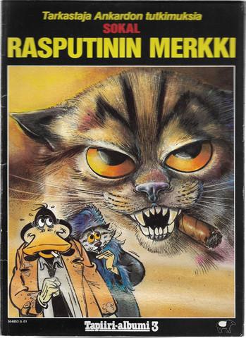 Sokal: Rasputinin merkki