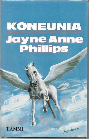 Phillips, Jayne Anne: Koneunia