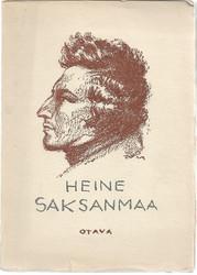 Heine, Heinrich: Saksanmaa : talvinen tarina
