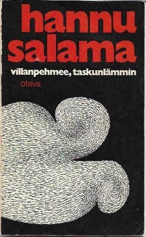 Salama, Hannu: Villanpehmee, taskunlämmin : Runoja.