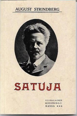 Strindberg, August: Satuja