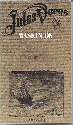 Verne, Jules : Maskin-ön