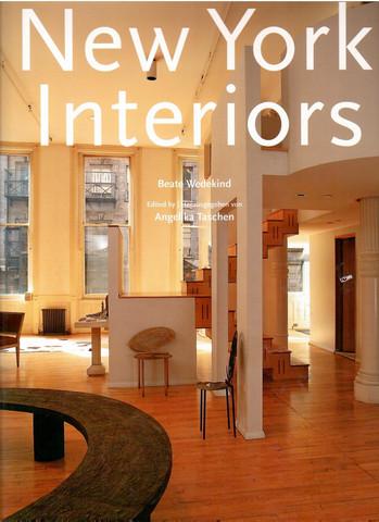 Wedekind, Beate: New York Interiors