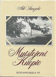 Simojoki, Alli: Muistojeni Kuopio