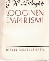 Wright, Georg Henrik von:  Looginen empirismi : eräs nykyisen filosofian pääsuunta