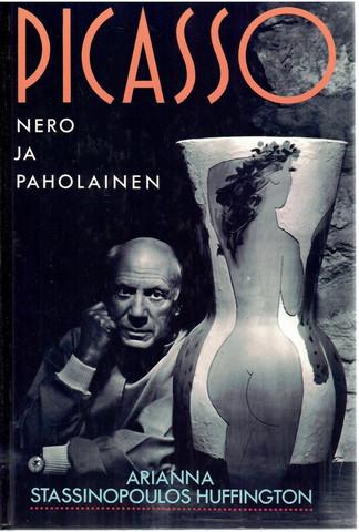 Stassinopoulos Huffington, Arianna:  Picasso, nero ja paholainen