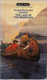 Cooper, James Fenimore: the Last of Mohicans