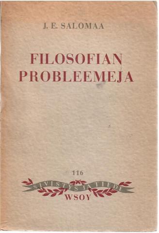 Salomaa J. E.: Filosofian probleemeja